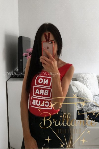Body NO BRA CLUB