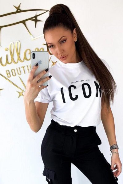 tshirt icon brillante