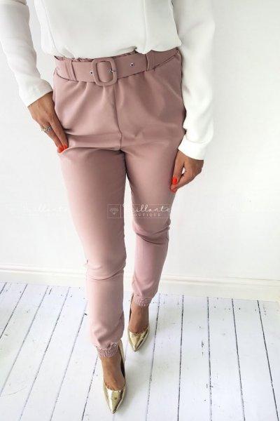 Spodnie FOCUS pink
