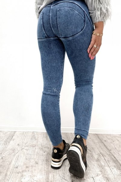 Legginsy Push Up Pockets BABY Jeans