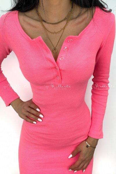 Sukienka essential pink